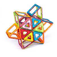 Магнитный конструктор, детский конструктор, конструктор развивающий 93 детали