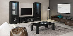 Тумба TV ARMONIA Black Lux