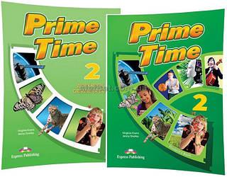 Английский язык / Prime Time / Student's+Workbook. Учебник+Тетрадь (комплект), 2 / Exspress Publishing