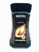 Растворимый кофе NESCAFE GOLD КРЕПКИЙ