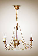 Люстра 3-х ламповая 1203