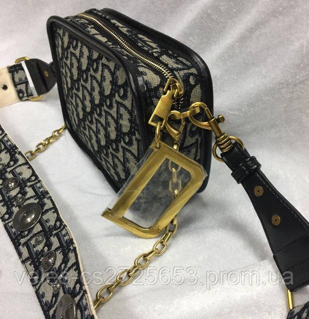 0a7d4df913e8 Сумка Маленькая Женская Текстиль Бренд Dior (Диор)  продажа, цена в ...