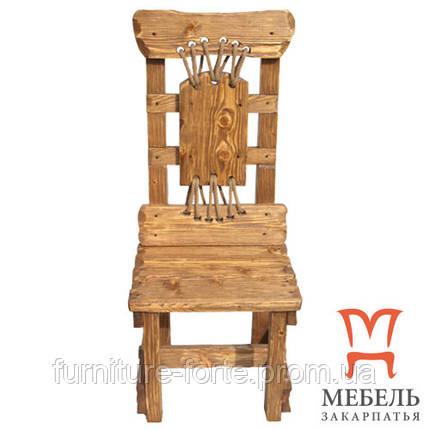 Деревянные кресла под старину, Стул Богатырь: продажа, цена в