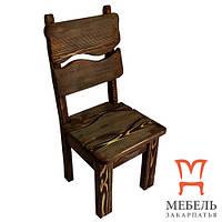 Деревянные стулья под старину, Стул Хвилька