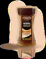 Растворимый кофе NESCAFE GOLD BARISTA Style