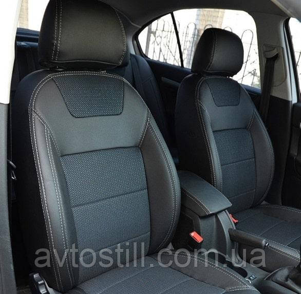 Чохли на сидіння Skoda Octavia A5 FL (2009-2013)