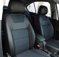 Чехлы на сидения Skoda Octavia A5 FL (2009-2013)