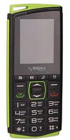 Мобильный телефон Sigma mobile Comfort 50 Mini 4 Black/Green