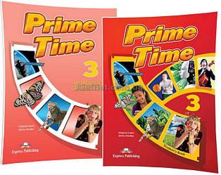 Английский язык / Prime Time / Student's+Workbook. Учебник+Тетрадь (комплект), 3 / Exspress Publishing