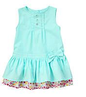 Летнее детское платье. 18-24 месяца.