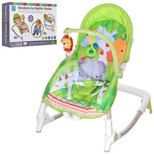 Крісло для малюків 63561, шезлонг, гойдалка