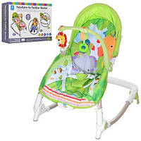 Крісло для малюків 63561, шезлонг, гойдалка, фото 1