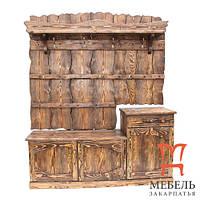 Состаренная мебель, Прихожая под старину