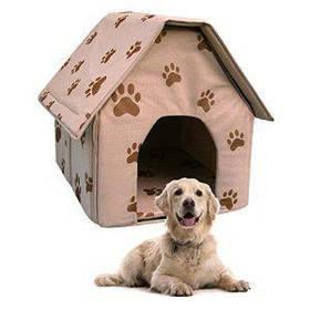 Домик для собаки PORTABLE DOG HOUSE