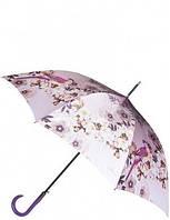 Женский зонт с цветами T-06-0292