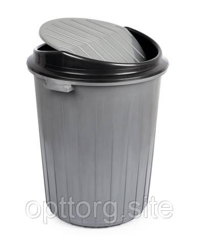 Бак для мусора 70 л Topcu TP-2231