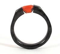 Обручальное кольцо с Цирконием от Wickerring