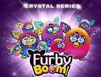 Furby Boom Crystal (Ферби Бум Кристал) 2014