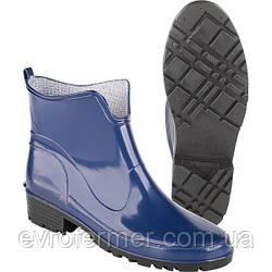 Жіночі гумові чоботи Elke сині, Lemigo Польща