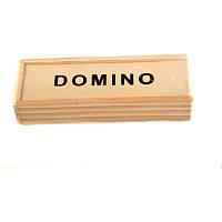 Игра Домино  в деревянной коробке
