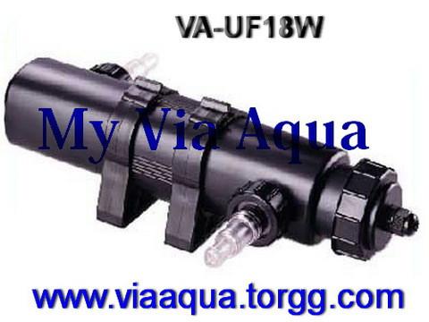 Стерилизатор ViaAqua VA-UV18W, Atman UV-18W