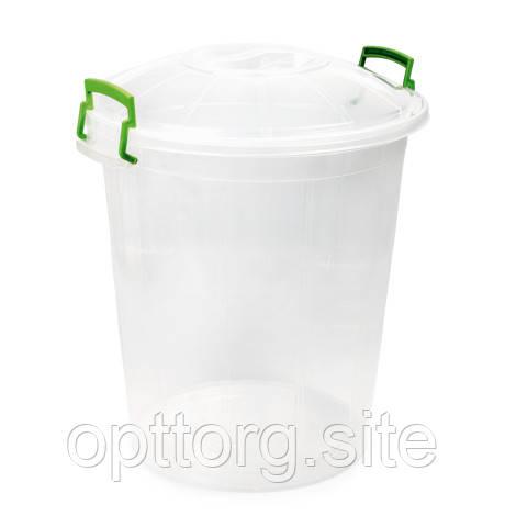Бак с крышкой пищевой 50 л Topcu TP-2254