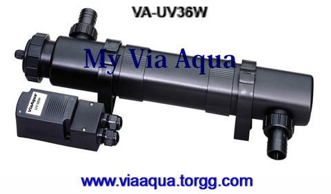 Стерилизатор ViaAqua VA-UV36W, Atman UV-36W