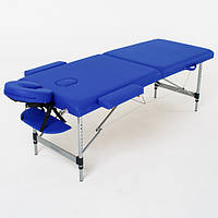 Массажный стол  Florence Темно-синий , фото 1
