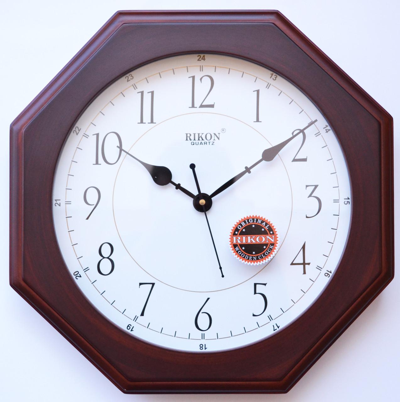 Часы настенные Rikon Дерево rk122