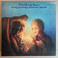 CD диск The Moody Blues - Every Good Boy Deserves Favour , фото 1