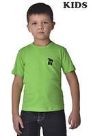 Футболка BERSERK CLASSIC  KIDS green (остался размер 3XS)