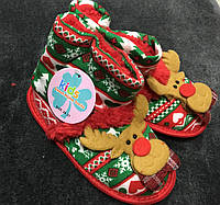 Чуни новогодние детские, фото 1
