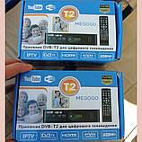 Ресивер,Приставка т2,Тюнер+YouTube + IPTV + Full HD TopSat Металл, фото 6