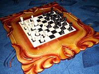 Шахматы деревянные**Clasik** (большие), фото 1