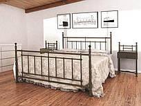 Металлическая кровать Napoli (Неаполь) ТМ «Металл-Дизайн»