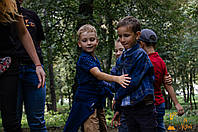 День рождение детское на природе. Киев от Склянка мрiй