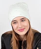 """Шапка молодежная """"Кармен"""" Мята, фото 1"""