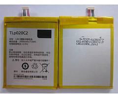 Аккумулятор акб ориг. к-во Alcatel TLp020C2 7047D One Touch Pop C9, 2000mAh
