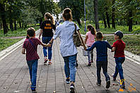 Детский день Рождения в Киеве на Лукьяновке от Склянка мрiй