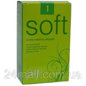 Vitality's Soft №1 - М'яка хімічна завивка для тонких і нефарбованого волосся