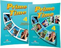 Английский язык / Prime Time / Student's+Workbook. Учебник+Тетрадь (комплект), 4 / Exspress Publishing