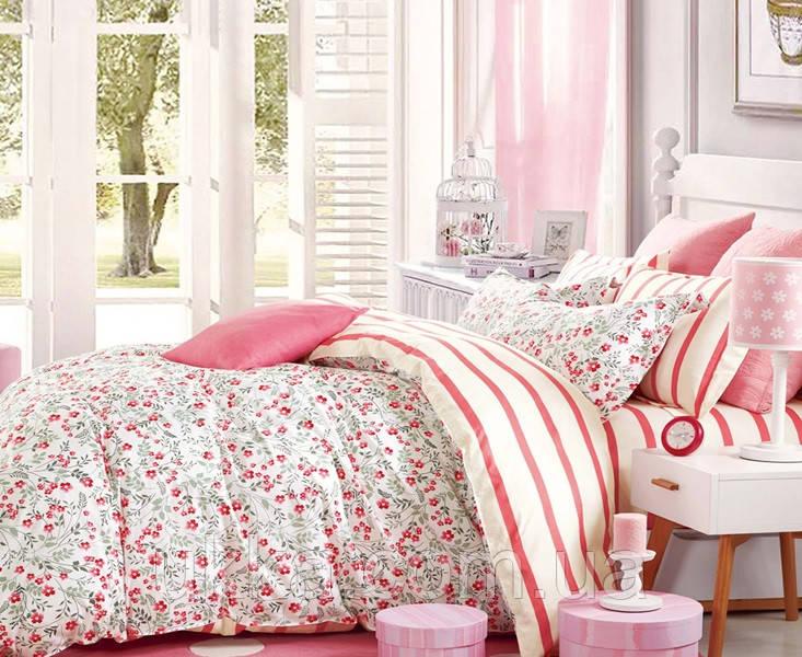Двуспальное постельное белье Вилюта 17158