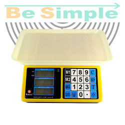 Электронные весы Domotec MS-266 40kg/5g