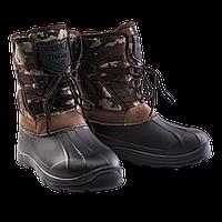 203UAH. 203 грн. 290 грн. В наличии. Чоловічі зимові чоботи комбіновані  Dago Alaska. Мужские резиновые зимние сапоги 1233fa8f81a26