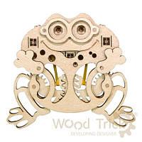 3D конструктор Wood Trick Вудик Лягушка