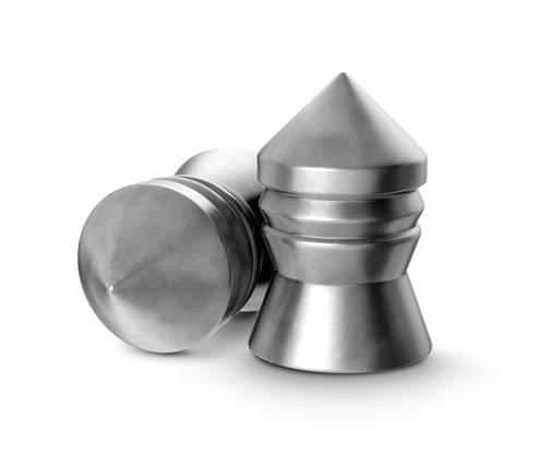 Пули для пневматического оружия Haendler&Natermann Silver Point, фото 2