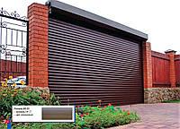 Роллетные ворота (3 000×2 500 мм)