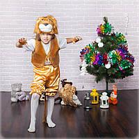 Маскарадный детский костюм льва, фото 1