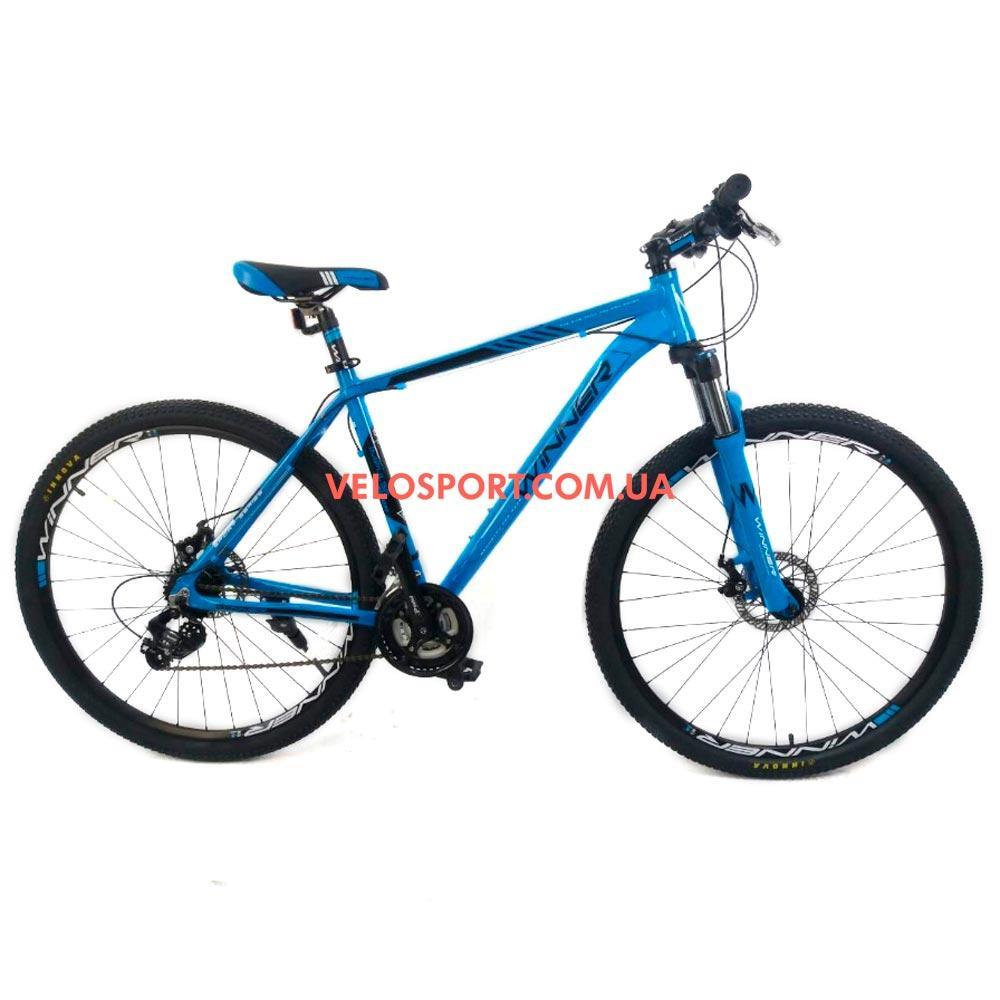 """Горный велосипед Winner Impulse 29 дюймов 20"""" синий"""