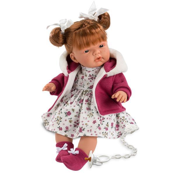 Испанская кукла Лоренс/Llorens Kate, 38 см
